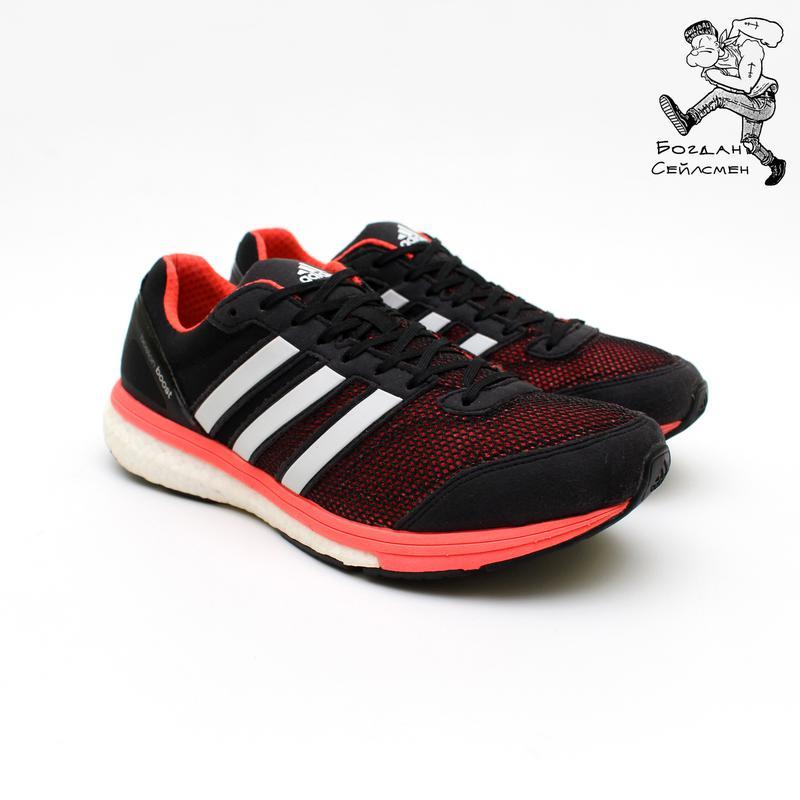 Чоловічі кроси adidas adizero boston boost 5   оригінал   мужские кроссовки  адидас1 ... 5466a06436158