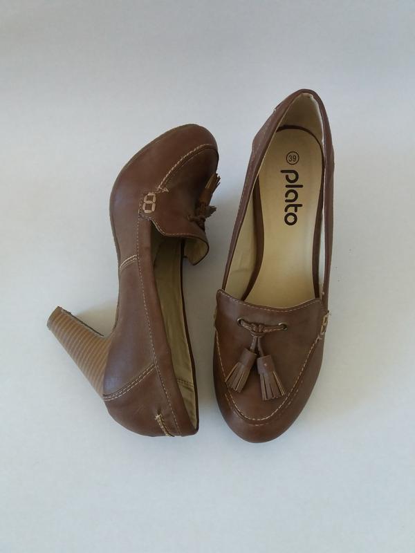 3c49960790c2 Туфли на каблуке, женские туфли,модные туфли Plato, цена - 150 грн ...