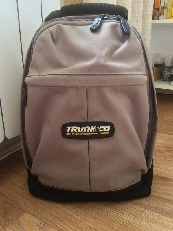 09d7228ffe82 Рюкзак trunk & co by samsonite Samsonite, цена - 250 грн, #10993143 ...