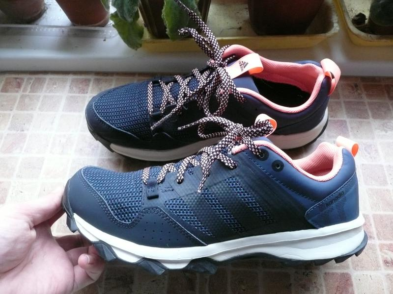 Кроссовки для девушки adidas kanadia 7 длина по стельке 25 см Adidas ... 2da814316f5fd