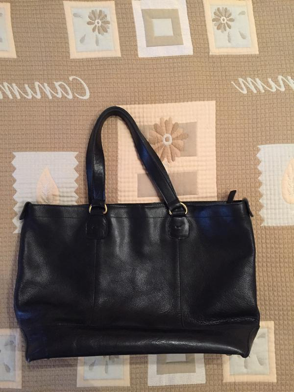 09e72b7da09f Кожаная сумка zara ZARA, цена - 900 грн, #11025827, купить по ...