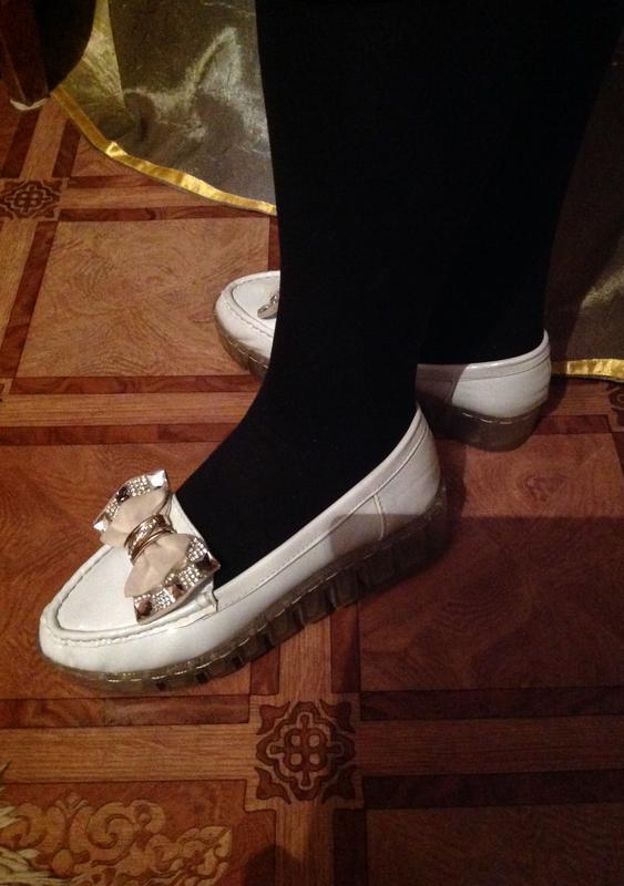 Балетки туфли на тракторной подошве, цена - 200 грн,  11027957 ... 6f99b0ae4dd