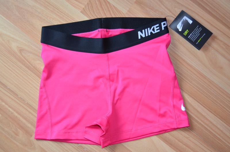 803ed565 Спортивные женские шорты nike pro р.м Nike, цена - 400 грн ...
