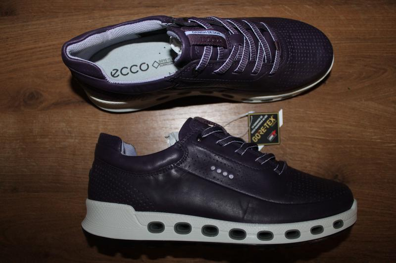 Женские кроссовки ecco cool 2.0 leather gore-tex fashion sneaker (24 ... b2d0e6202f1a3