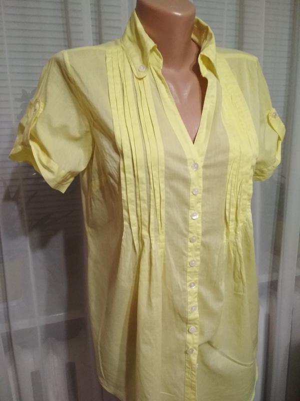 61c6aa7091c Жёлтая блуза