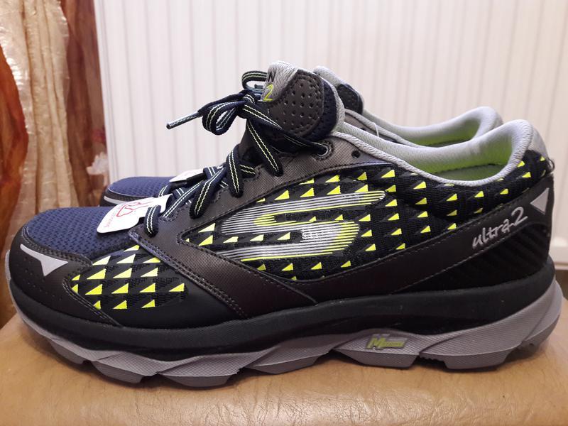 a4bb8b1fe2f7 Skechers go run ultra 2 мужские кроссовки оригинал Skechers, цена ...