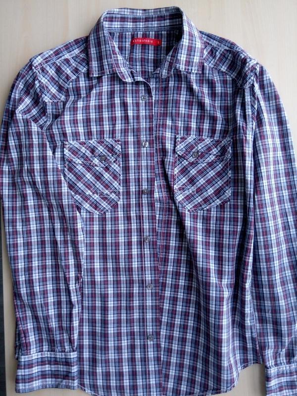 c3bad2c9ad7 Модная рубашка в клетку от ostin1 фото ...