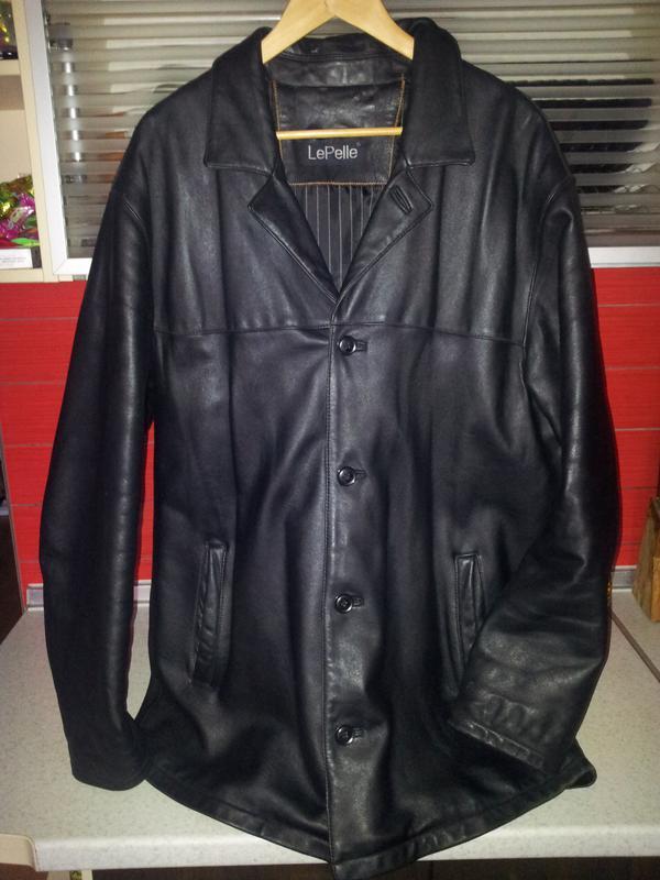 766d7d53 Куртка френч кожаная leрelle, цена - 600 грн, #11111426, купить по ...