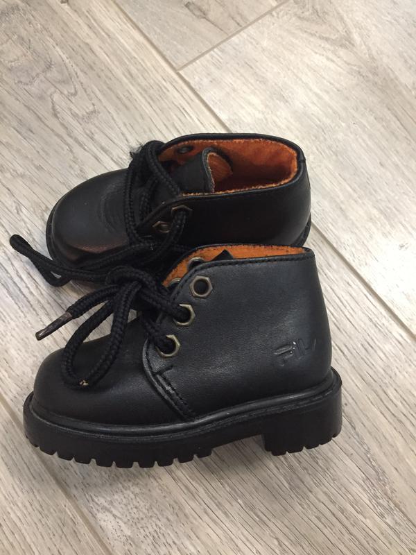 Ботинки fila Fila 6fa12c6fce088