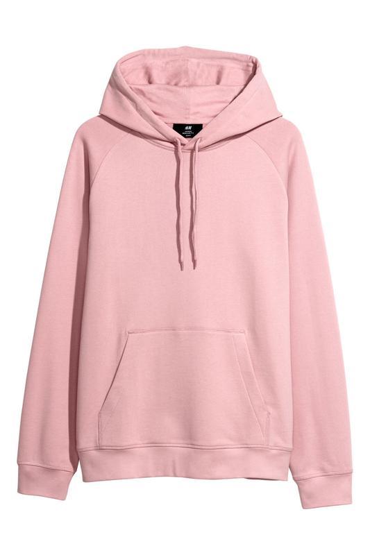 Актуальное розовое худи h&m ? размер: s (можно на m) H&M, цена - 200 грн, #11120161, купить по доступной цене | Украина - Шафа