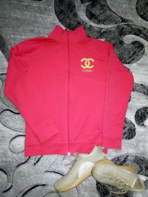 Спортивная кофта chanel оригинал!! Chanel, цена - 370 грн,  11167221 ... c948c4999ca