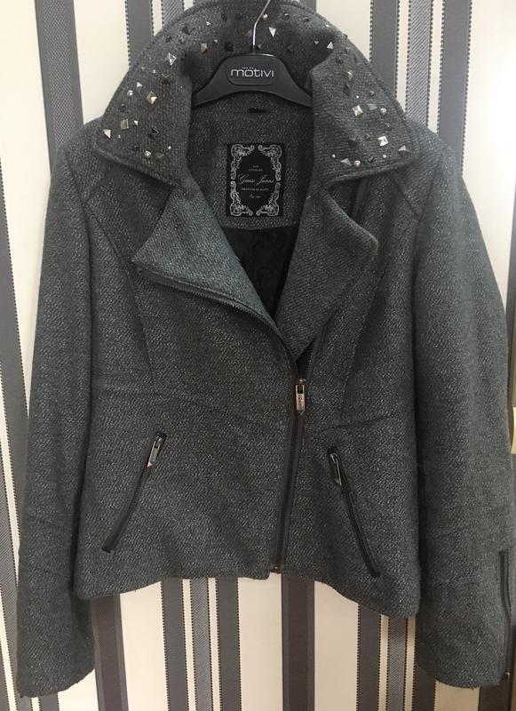 c0fc03ff6d5272 Обалденный пиджак-куртка guess jeans оригинал !! Guess, цена - 470 ...