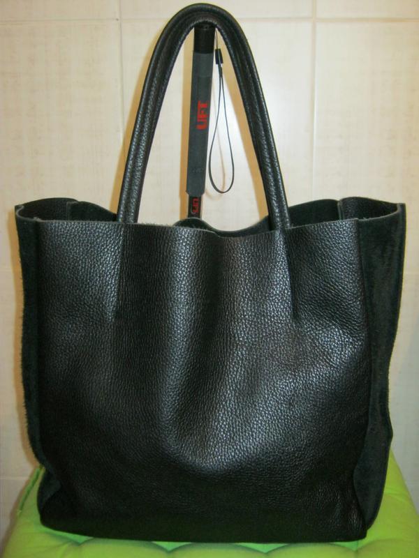 a628f78722c4 Poolparty city bag нат. кожа.большая сумка шоппер. доступно!1 фото ...