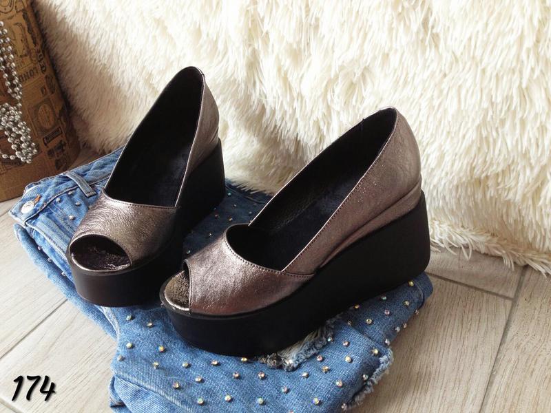 Туфли с открытым носком 67639ff08d3ae