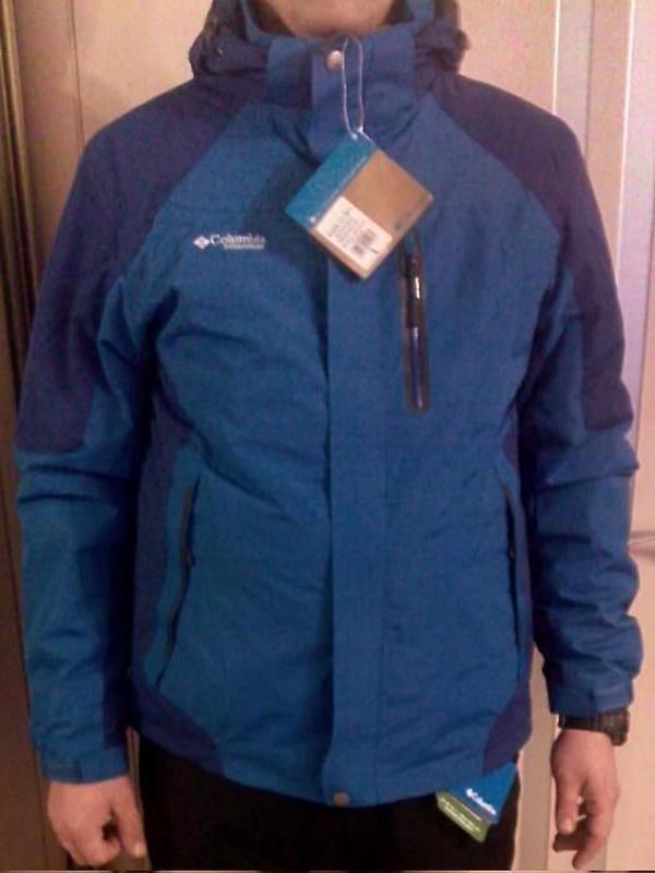 5c9eee3312b04 Мембранная всесезонная куртка columbia titanium 3 в 1 Columbia, цена ...