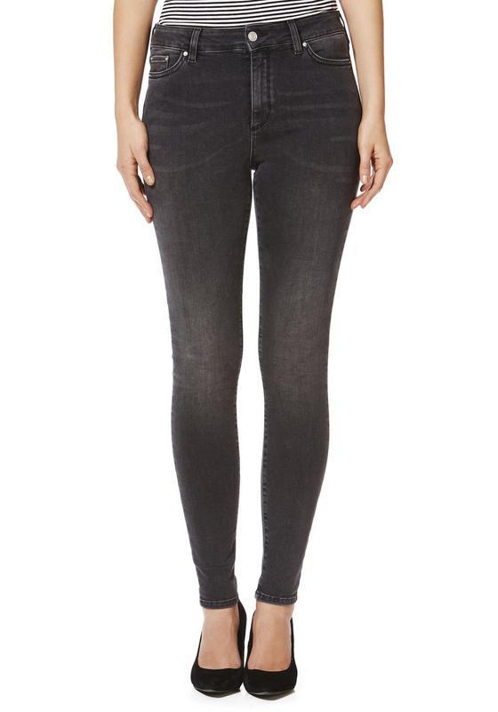 Сірі джинси з високою талією1 ... c9f0b9ee6b138