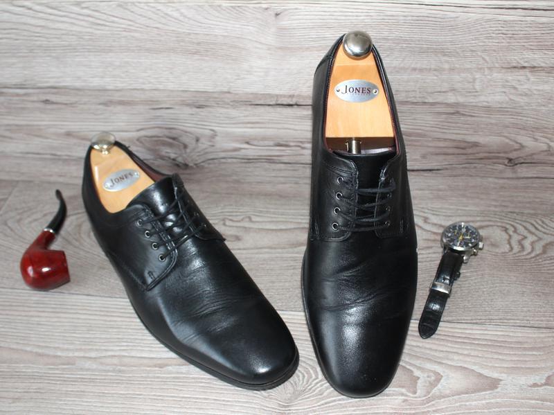 Кожаные мягкие туфли