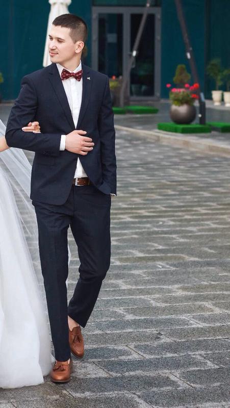 d357e6e8c0a Стильный мужской костюм свадебный или выпускной и рубашка в 🎁1 фото