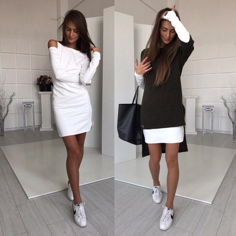 34c3fedb1e9 Очень модное и универсальное платье-трансформер 2 в 1!1 фото ...
