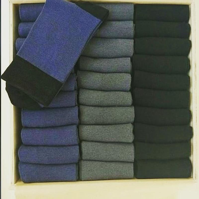 aca6de95a7986 Подарочный набор качественных носков в картонной коробке 30 пар, цвета на  выбор1 фото ...