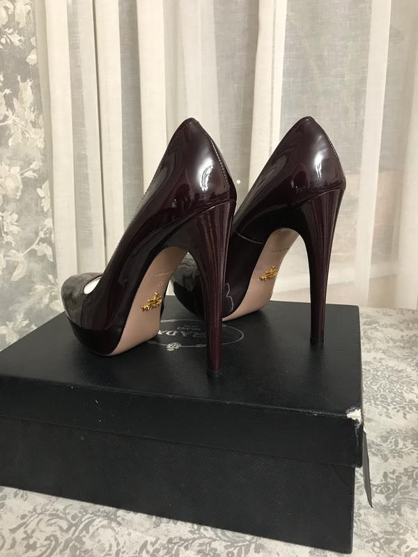 Женские туфли prada (оригинал) Prada, цена - 5000 грн,  11293665 ... 773869d0928