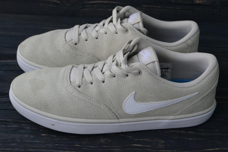 ee124d32 Оригинальные стильные кроссовки nike sb check solar Nike, цена ...
