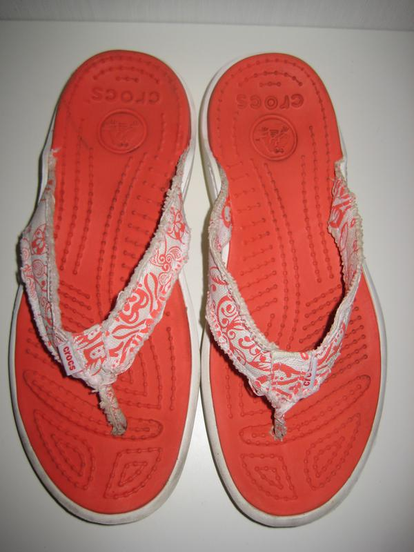 Шлепанцы crocs 37р 24см Crocs, цена - 350 грн,  11303190, купить по ... 4ff283aba40
