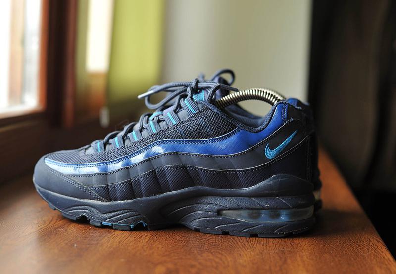 Оригінальні! кросівки кроссовки nike air max 95 - 36.5 - 23.5 см1 ... 38a1ede3d47cf