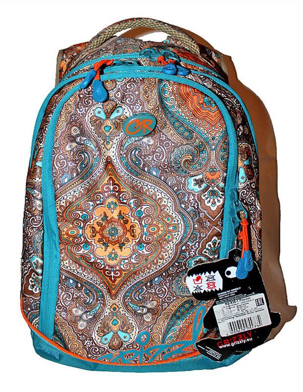 73b15d7d1957 Новый молодежный городской рюкзак grizzly, цена - 900 грн,  11325035 ...