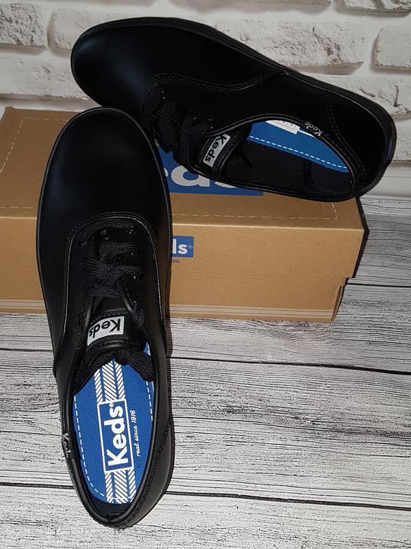 Оригинал новые унисекс кожаные keds champion-leather cvo супер цена1 ... 5d4024a0f46