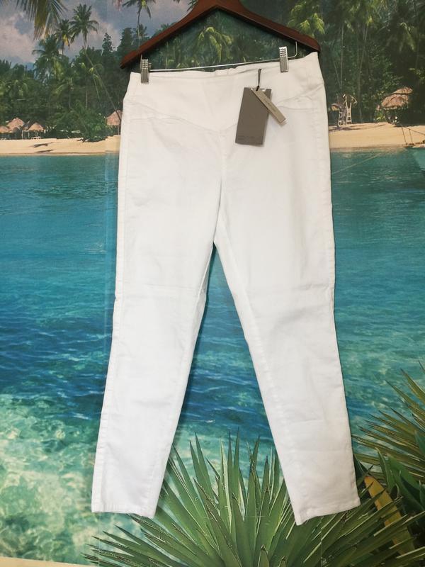 Білі штани skinny Vero Moda 1e1b8dc412a74