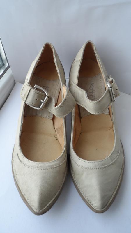 1de9e3e06c94 Стильные туфли итальянского бренда khrio1 размер 39(стелька 24.5 см)1 ...
