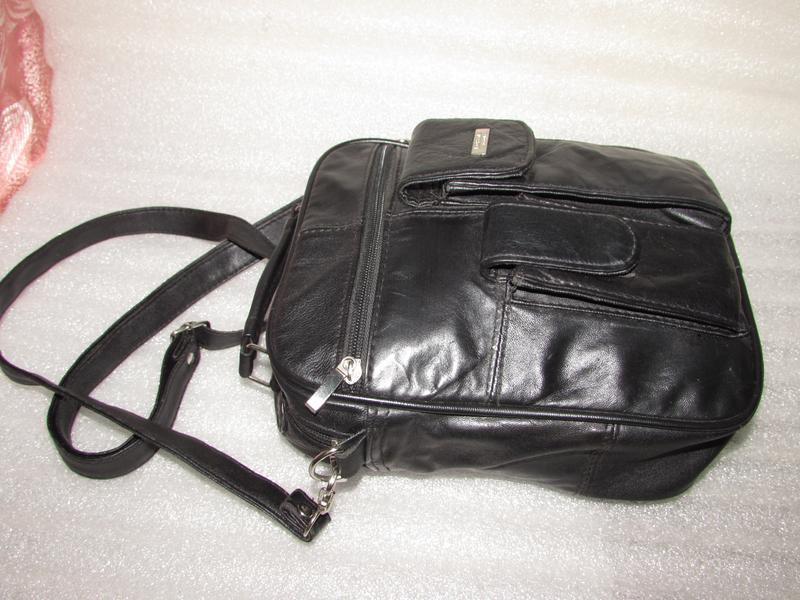 ceb83fc389e7 ... Мужская сумка натуральная кожа ~lorenz accessories~ англия3 фото ...
