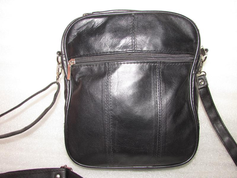 7dfdb8fd0dea ... Мужская сумка натуральная кожа ~lorenz accessories~ англия2 фото ...