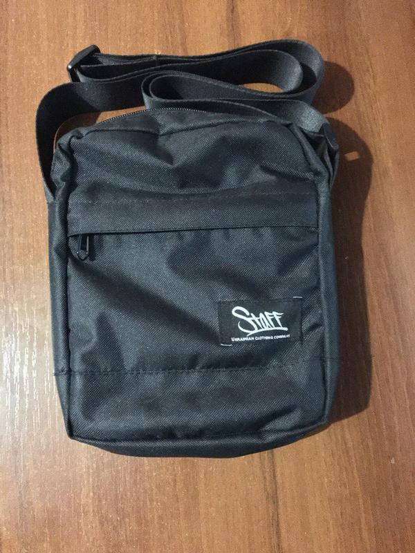 c94ba1d8decc Сумка через плечо staff black, цена - 150 грн, #11413833, купить по ...