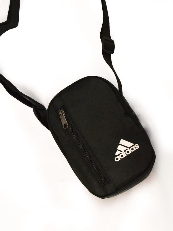 046e5aa8effb Новая спортивная черная барсетка / сумка через плечо адидас1 фото ...