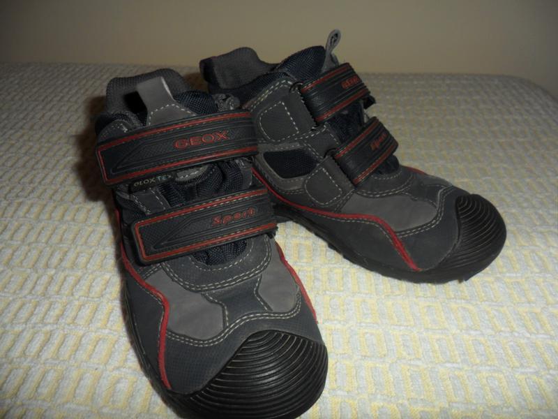 7fd435625 Демисезонные ботинки geox р.30 Geox, цена - 400 грн, #11428961 ...