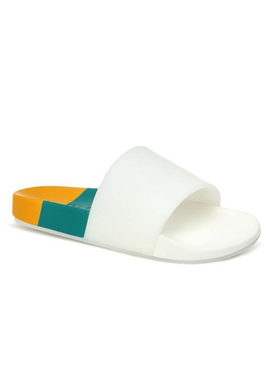 Katy perry оригинал белые шлепанцы шлепки бренд из сша, цена - 1100 ... 3eb3f715951