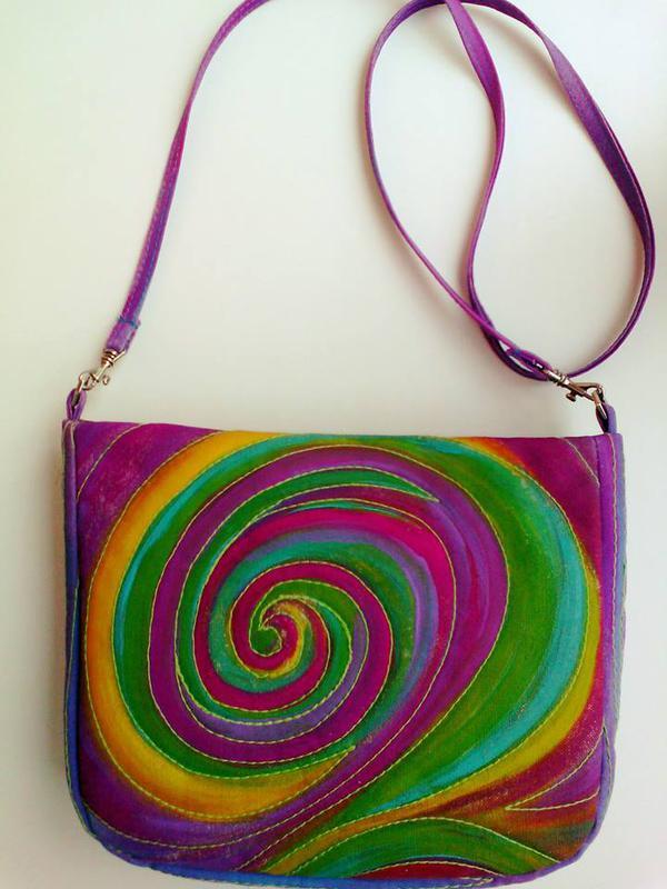 852c74242ad7 Яркая женская сумка бохо ручной работы. hand made. handmade Hand ...