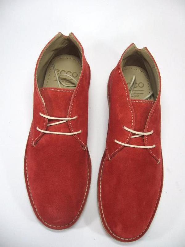 Черевики туфли замш ecco розмір 38 39 40 0866e3ef2d417