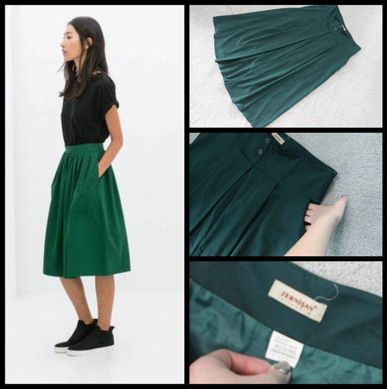 0d6652b67c3 Шикарная котоновая юбка.миди
