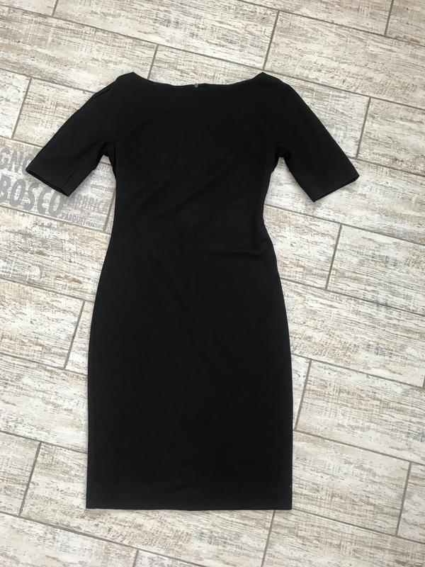 3561936002a Ликвидация товара платье oodji офисное платье базовое черное платье черное  платье  ...