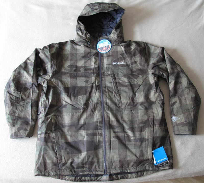 Куртка мужская 54-56 columbia whirlibird omni-heat interchange jacket 2xl1  ... e699015d2cee3