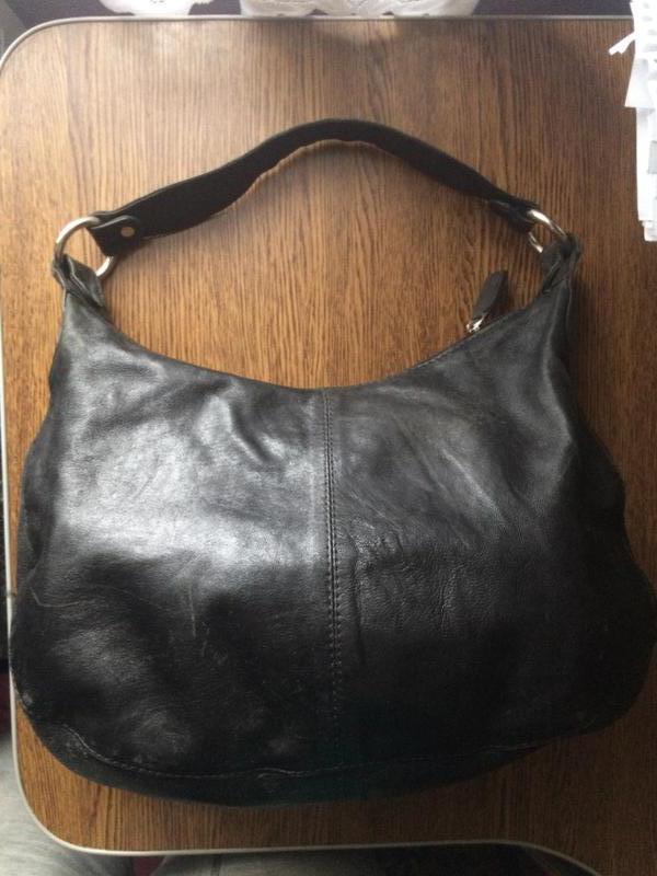Стильная кожаная сумка мешок от nika очень удобная и вместительная1 ... dfd92c8b224