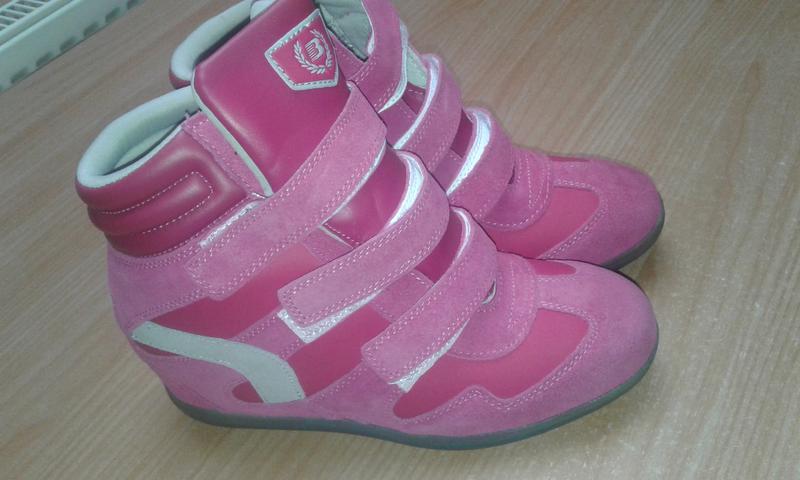 Рожеві снікерси   розовые сникерсы1 ... 7a4c81fa0e6d7
