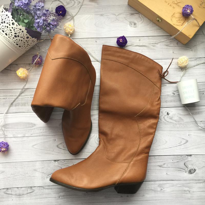 Жіночі демосезонні шкіряні чобітки  ecdb2e3897639