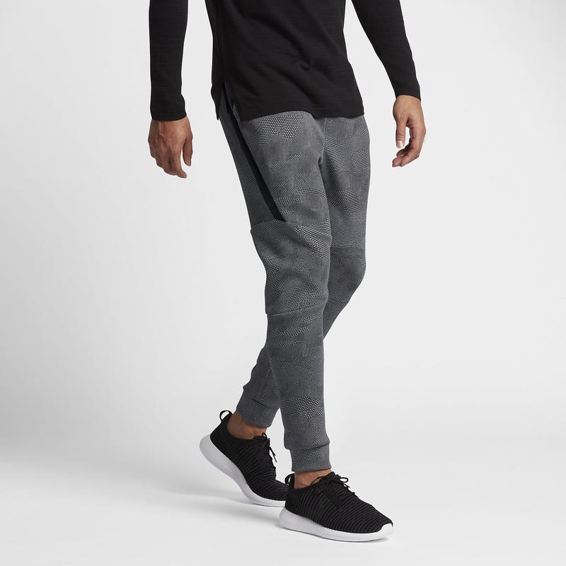 26ec1430 Штаны nike tech fleece jogger aop оригинал Nike, цена - 1750 грн ...