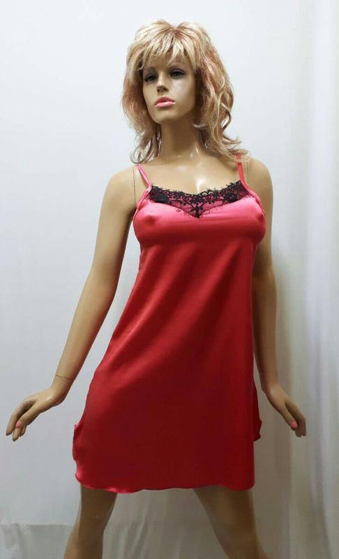 Ночные сорочки женские из атласа 4bbd739cb70cc