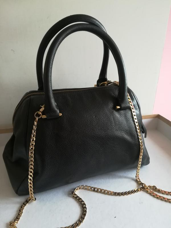 889e4a150f50 Кожаная стильная сумка Banana Republic, цена - 399 грн, #11540188 ...