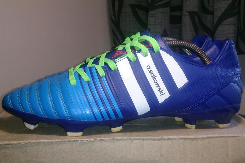 72920a4b07f3 Бутси футбольні (копачки) adidas nitrocharge 3.0 fg soccer cleats1 ...